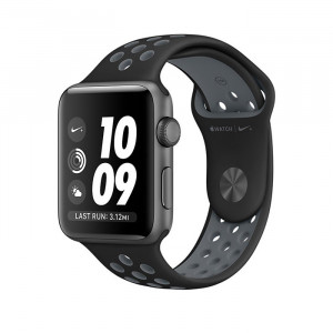 Apple Watch Series 2 Nike Plus 42mm Space Gray with Black/Gray Band