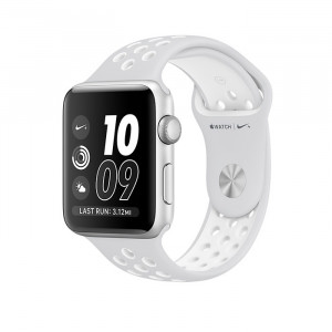 Apple Watch Series 2 Nike Plus 38mm Silver with Silver/White Band