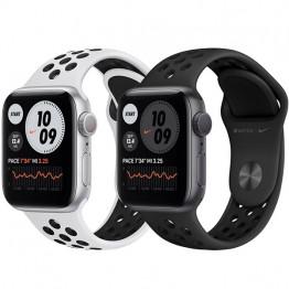 ساعت هوشمند نایک پلاس سری 6 سایز 44 میلیمتر اپل با بند اسپرت