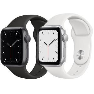 ساعت هوشمند اپل واچ سری SE سایز 40 بند سیلیکونی