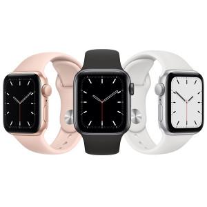 ساعت هوشمند اپل واچ سری SE سایز 44 بند سیلیکونی