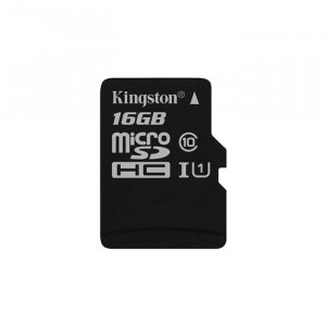 KingSton Canvas Select Micro SD 16GB