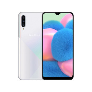 Samsung Galaxy A30s 128GB Prism Crush White