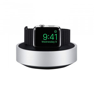 پایه نگهدارنده و شارژر اپل واچ جاست موبایل مدل HoverDock