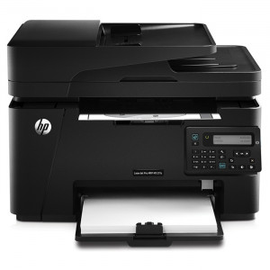 HP MFP M127fs Multifunction Laserjet Printer Black
