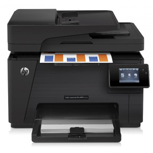 HP MFP M177fw Color LaserJet Pro Black
