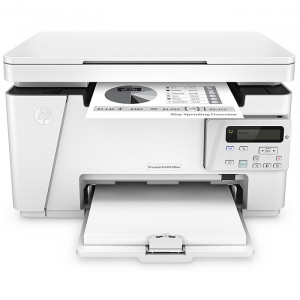 HP MFP M26nw LaserJet Pro Printer White