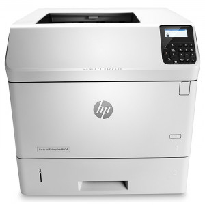HP Enterprise M604n Workgroup LaserJet Printer White