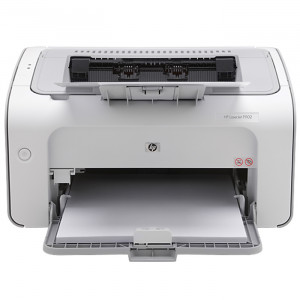 HP P1102 Laser Printer White