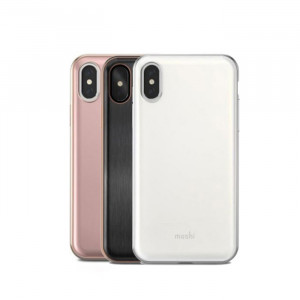 Moshi iGlaze for iPhone X full color