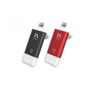 Adam Elements iKlips II Apple Lightning Flash Drive 64GB