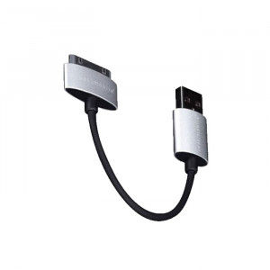 Alu Cable USB to 30 pin Cable 10CM