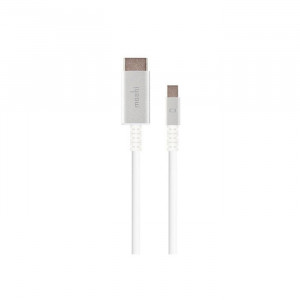 Moshi MD to HDMI cable 2M White