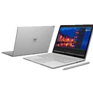 لپ تاپ 13.5 اینچی مدل Surface Book 2 i7-8650 U مایکروسافت با ظرفیت 1 ترابایت