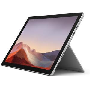 تبلت 12.3 اینچی مدل Surface Pro 7 i5-1035G4 نقره ای مایکروسافت با ظرفیت 128 گیگابایت (رم 8 گیگابایت)ز