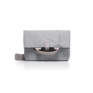 Blue Lounge Postal Bag Grey