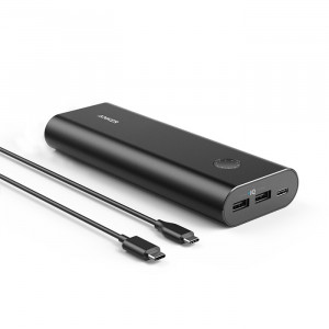 Anker PowerCore+ 20100mAh USB-C Black