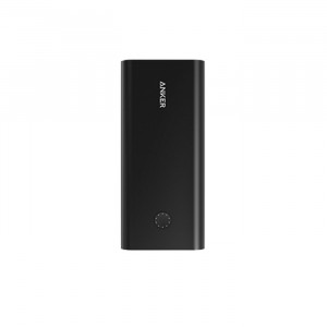 Anker PowerCore+ 26800 & PowerPort+ 1 Wall Charger Black