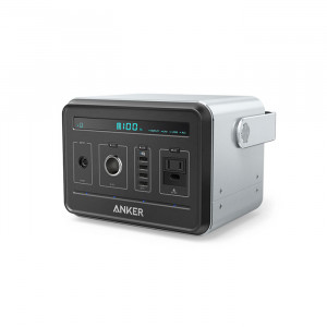 Anker PowerHouse Silver