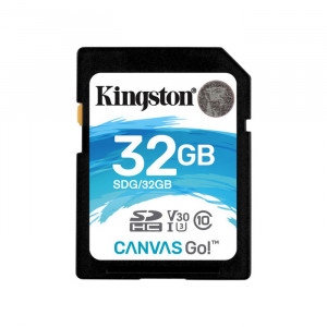 KingSton Canvas Go! SD 32GB