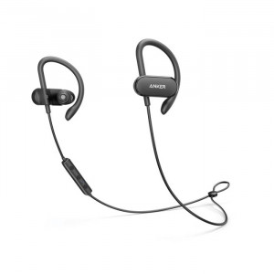 Anker SoundBuds Curve Wireless Earbuds Black