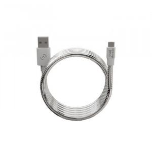 Fuse Chicken Titan M - Micro USB (1m) Silver