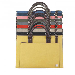 Moshi Urbana briefcase full color