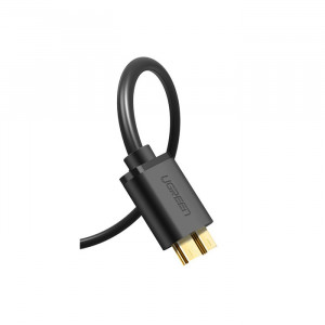 Moshi USB 3.0 Cable Type A to Micro-B Cable 1.5M  Black