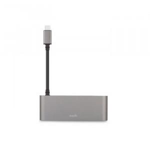 Adapter Multimedia USB-C Moshi