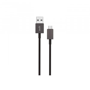 Moshi USB to Micro USB Cable 1M Black