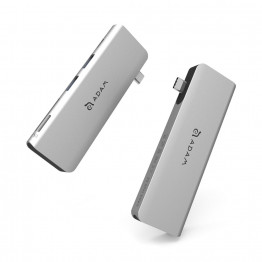 هاب 5 پورت USB-C مدل CASA HUB 5E آدام المنتس