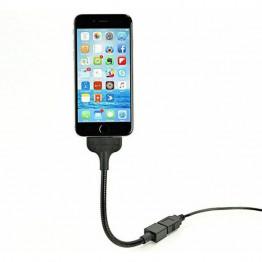کابل تبدیل USB به لایتنینگ مدل Bobine Blackout فیوز چیکن