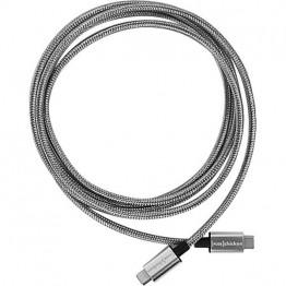 کابل تبدیل USB به لایتنینگ مدل Bobine Flex C USB-C آلومینیومی فیوز چیکن