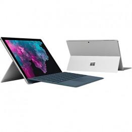 تبلت 12.3 اینچی مدل Surface Pro 6 i5-8250 U نقره ای مایکروسافت با ظرفیت 128 گیگابایت