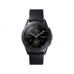 ساعت هوشمند گلکسی SM-R810 سایز 42 میلیمتر مشکی سامسونگ با بند Onyx Black