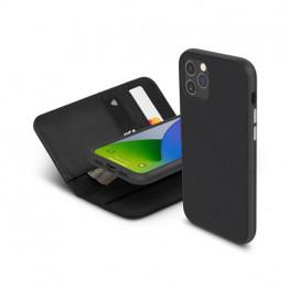 قاب موبایل مدل Overture مشکی مناسب برای آیفون 12 و 12 پرو موشی