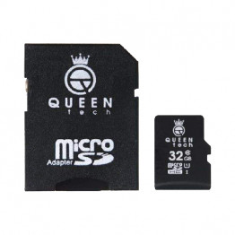 کارت حافظه MicroSD 300X کوئین تک 32 گیگابایت