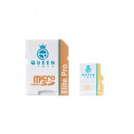 کارت حافظه MicroSD 566X کوئین تک 8 گیگابایت
