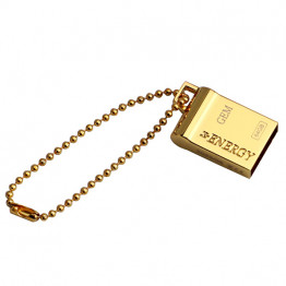 فلش مموری مدل Golden Gem USB 3 ایکس-انرژی ظرفیت 64 گیگابایت