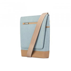 Vertical Messenger Moshi blue