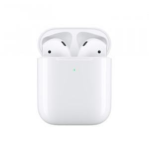 ایرپاد اپل با کیس شارژ وایرلس
