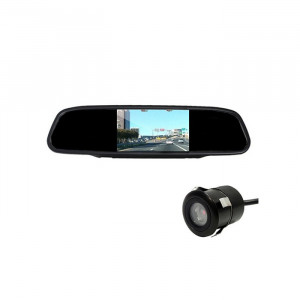 Booster Car Mirror BSM-1045C