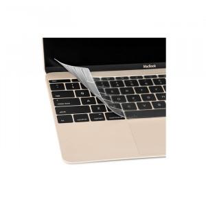 محافظ کیبورد شفاف مک بوک موشی