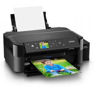 Epson L810 inkjet photo printer