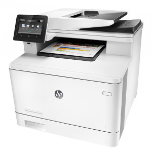 HP M477fdn Color LaserJet Multifunction Printer
