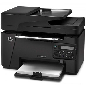 printer HP MFP M127fn LaserJet