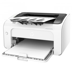 HP M12w LaserJet Pro Personal Laser Printer White