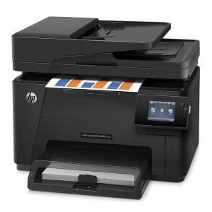 HP MFP M177fw Color LaserJet Pro