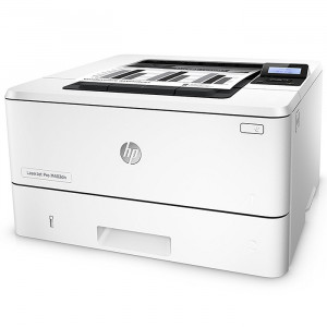 HP M402dn LaserJet Pro Printer White