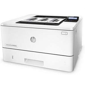 HP M402dne LaserJet Pro Printer White